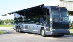 Custom coaches motor homes for Custom motor coach builders